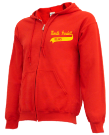 North Iredell Middle School  Zip-up Hoodies