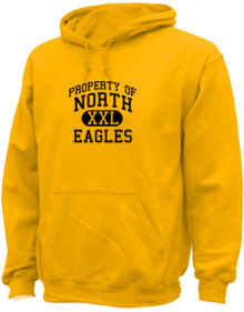 North Middle School  Hoodies