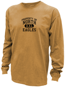 North Middle School  Pigment Dyed Shirts