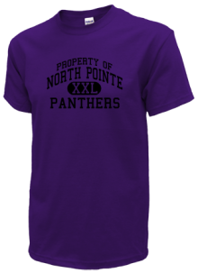 North Pointe Elementary School  T-Shirts