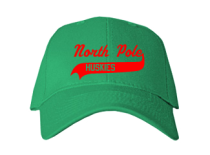 North Pole Elementary School  Baseball Caps