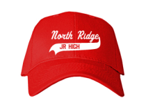 North Ridge Middle School  Baseball Caps