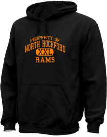 North Rockford Middle School  Hoodies