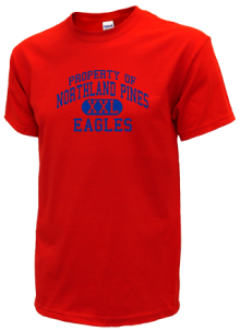 Northland Pines Middle School  T-Shirts
