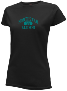Northstar Middle School  Slimfit T-Shirts