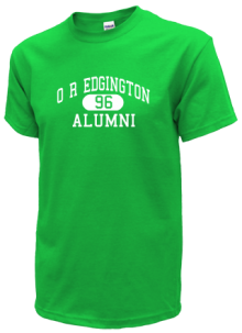 O R Edgington Elementary School  T-Shirts