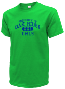 Oak Ridge Elementary School  T-Shirts