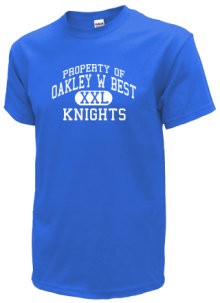Oakley W Best Middle School  T-Shirts
