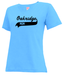 Oakridge Middle School  V-neck Shirts