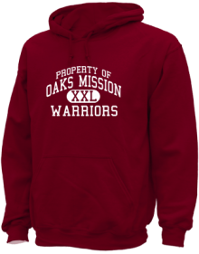 Oaks Mission Elementary School  Hoodies
