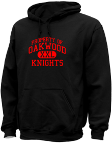Oakwood Junior High School Hoodies
