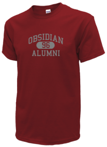 Obsidian Middle School  T-Shirts