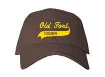 Old Fort Elementary School  Baseball Caps