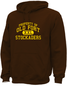 Old Fort Elementary School  Hoodies
