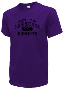 Oliver Mccracken Middle School  T-Shirts