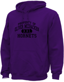 Oliver Mccracken Middle School  Hoodies