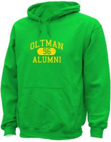 Oltman Junior High School Hoodies