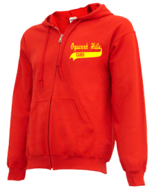 Oquirrh Hills Elementary School  Zip-up Hoodies