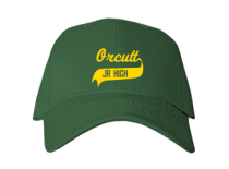 Orcutt Junior High School Baseball Caps