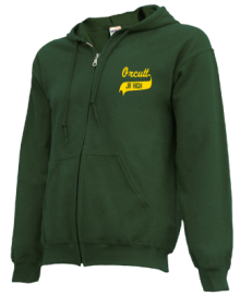 Orcutt Junior High School Zip-up Hoodies