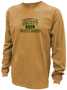 Orcutt Junior High School Pigment Dyed Shirts