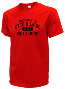 Otto B Laing Middle School  T-Shirts