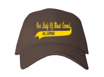 Our Lady Of Mount Carmel School  Baseball Caps