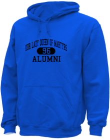 Our Lady Queen Of Martyrs School  Hoodies