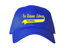Our Redeemer Lutheran School  Baseball Caps