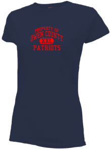 Owen County Elementary School  Slimfit T-Shirts