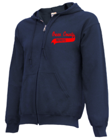 Owen County Elementary School  Zip-up Hoodies