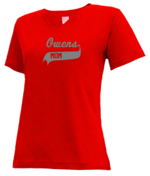 Owens Elementary School  V-neck Shirts