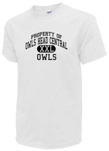 Owls Head Central School  T-Shirts