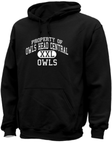 Owls Head Central School  Hoodies
