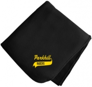 Parkhill Junior High School Blankets