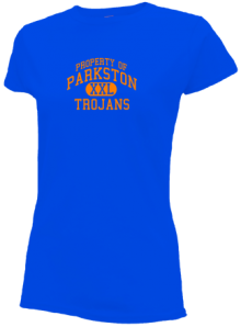 Parkston Elementary School  Slimfit T-Shirts