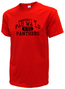 Pau Wa Lu Middle School  T-Shirts