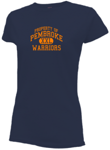 Pembroke Middle School  Slimfit T-Shirts