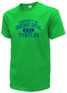 Perquimans Central Elementary School  T-Shirts
