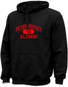 Peter Rouget Middle School 88  Hoodies