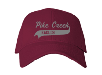 Pike Creek Christian School  Baseball Caps