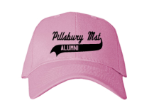 Pillsbury Mst Elementary School  Baseball Caps