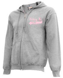 Pillsbury Mst Elementary School  Zip-up Hoodies
