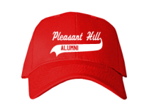 Pleasant Hill School  Baseball Caps