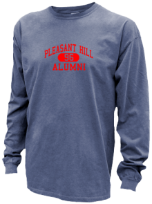 Pleasant Hill School  Pigment Dyed Shirts