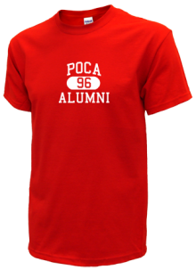 Poca Middle School  T-Shirts