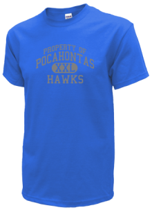 Pocahontas Middle School  T-Shirts