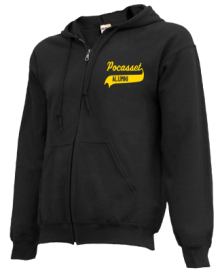 Pocasset Elementary School  Zip-up Hoodies