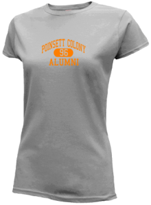 Poinsett Colony School  Slimfit T-Shirts