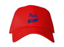 Polk Elementary School  Baseball Caps